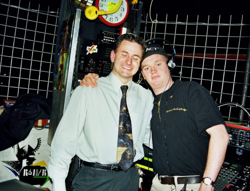 Raiders Nightclub DJ Steve Forbes on the Top 5 bangers that got the dance floor packed