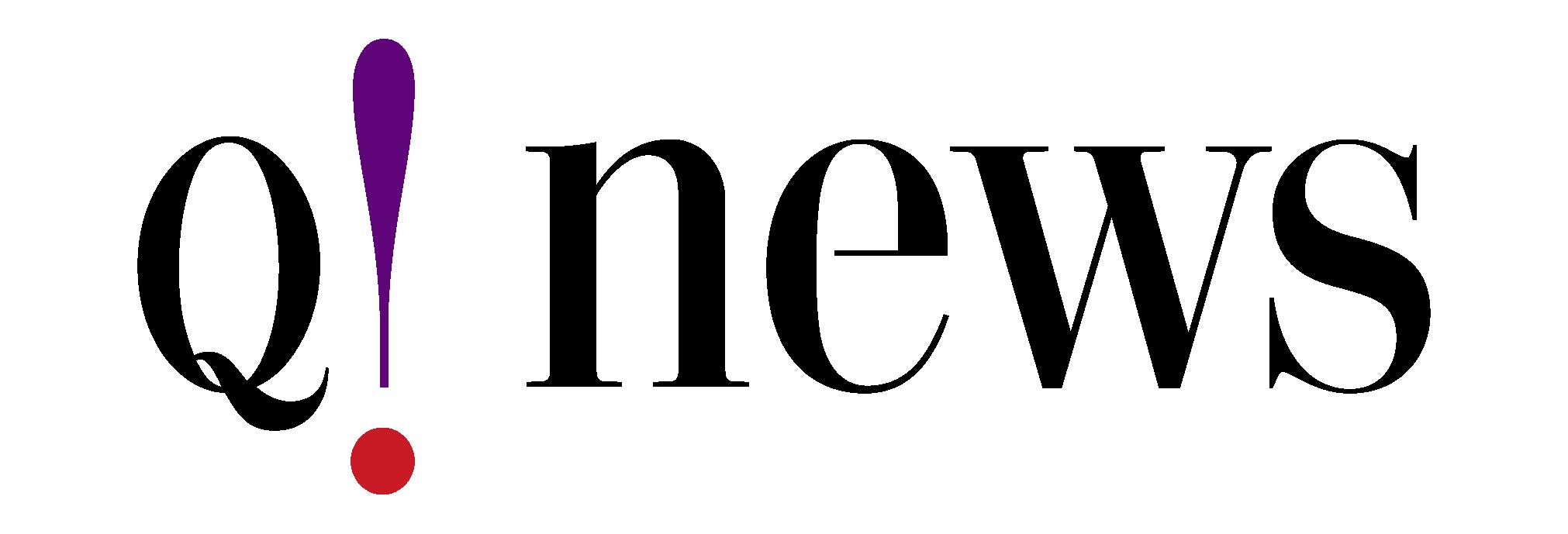 Q!News Logo